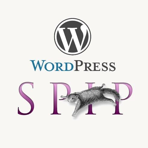 Pixeligo utilise spip et wordpress
