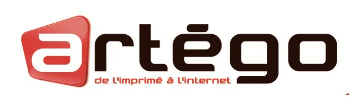Logo Artégo - Pixeligo