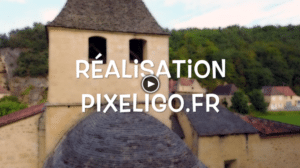 Vidéo Drone Sarlat Carsac