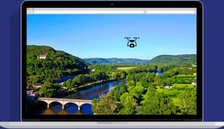 Photo, vidéo et 360° par drone - Pixeligo