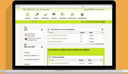 Développements Web SPIP Sarlat La Canédat