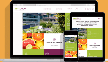 Création de site Internet Sarlat Paysagiste