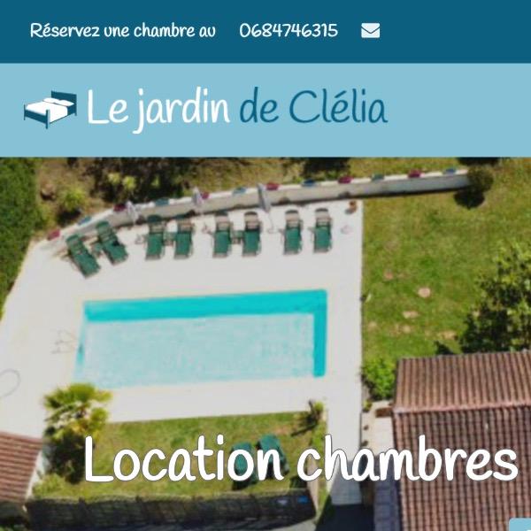 Jardin De Clélia, chambres d'hôtes à Sarlat