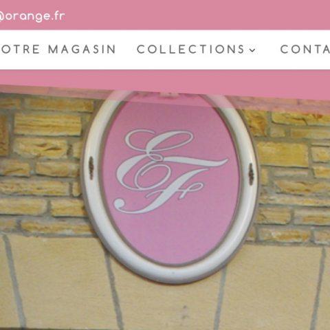 Boutique en ligne En Vie De Femme