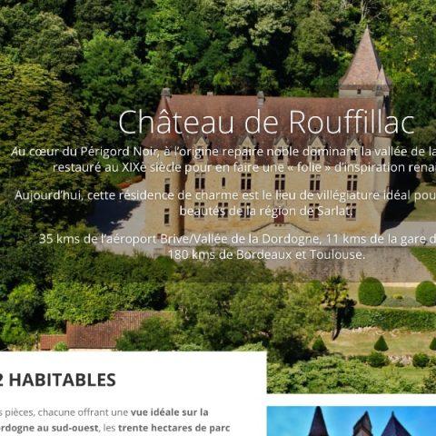 Refonte site internet à Carlux (24370)