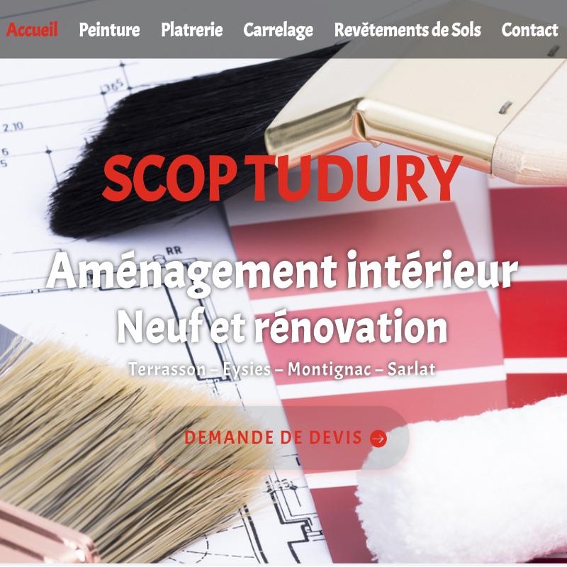 Création site internet artisan Saint Geniès (24590)