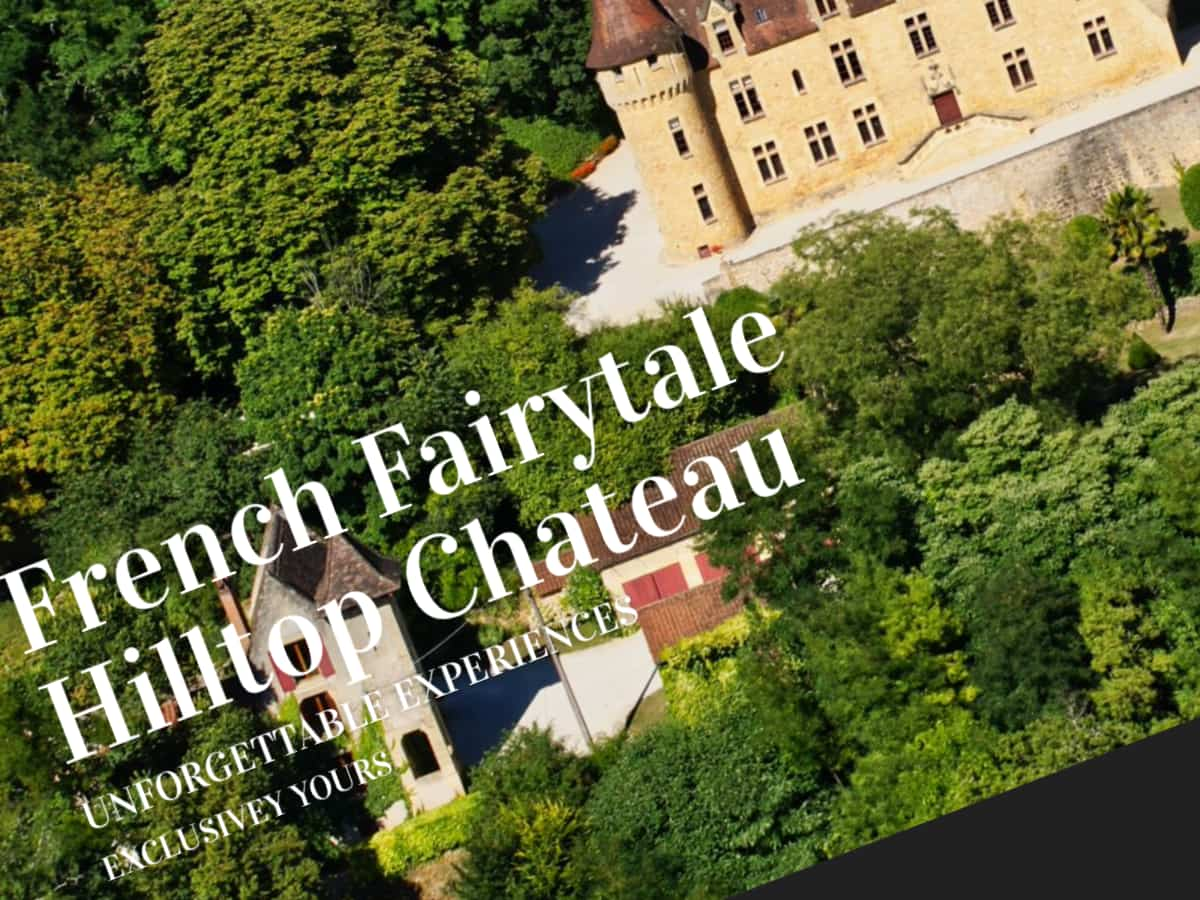 Site internet Château de Rouffillac