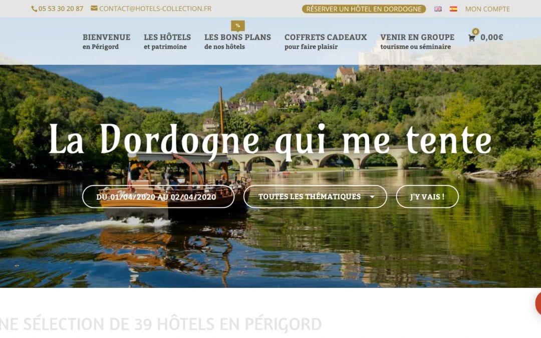 Site Internet pour les hôtels